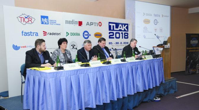 Ohlédnutí za 18. ročníkem odborného fóra TLAK 2018