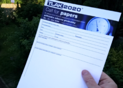 TLAK 2020: uzávěrka přihlášek do odborného programu je 31. července 2020