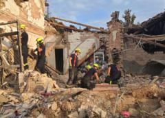 Výbuch plynu si vyžádal životy dvou dobrovolných hasičů v Koryčanech na Kroměřížsku